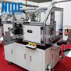Automatic double flyers armature Winding Machine