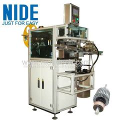 Automatic Rotor slot Insulation Paper Inserting Machine
