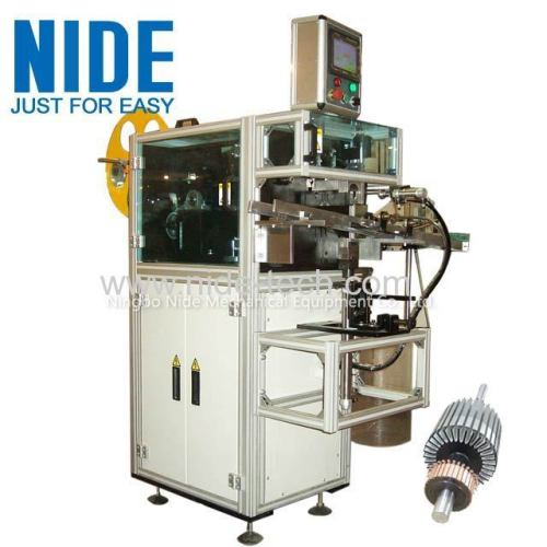автоматическая машина для вставки изоляторов