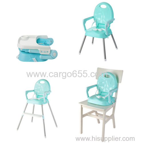 Approved Plastic Baby Feeding Chair Baby High Chair