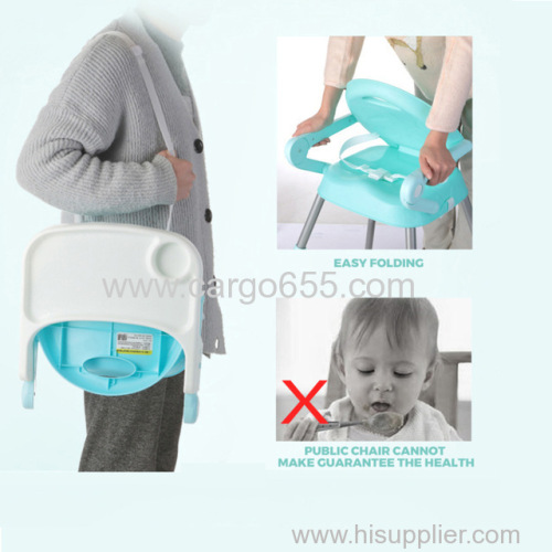 Best Choose Baby Items Highchair Folding Plastic Dining Chair Approved Plastic Baby Feeding Chair Baby High Chair