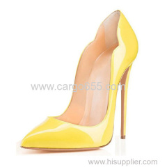 Elegant ladies women shoes