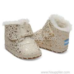 Export Keep Warm Kids Baby Winter Infant Shoes