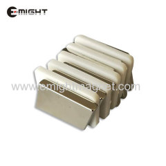 Neodymium Permanent Magnets Segment R122xR112x25-8.47degree