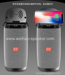 Portable wireless cjarged bluetooth speaker for iphone support usb tf card FM Radio
