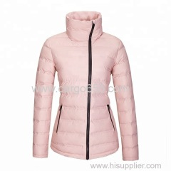 Women's short slim casual jacket Outdoor Down Jackets Women Hooded Wholesale Ultra Light Jackets
