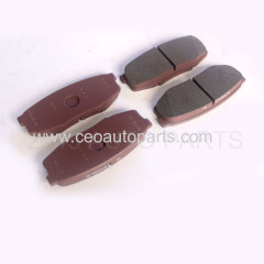 Used for 2008 Cruiser disc brake pad