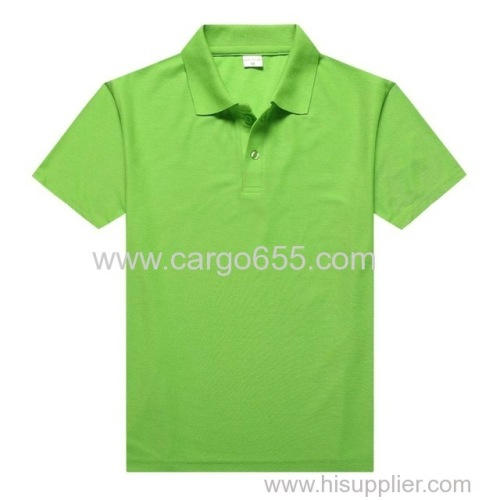 Custom OEM design blank man and women us polo shirts t-shirts for men 100% cotton polyester