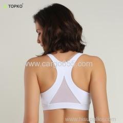 topko пользовательские дизайн спортивные бюстгальтеры спортивная одежда женщины