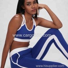 женщины спортивной одежды 2 комплект одежды для йоги