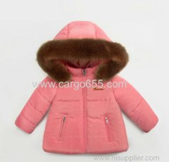 детское пальто зимнее пальто девушки зимняя одежда дети зимние пальто