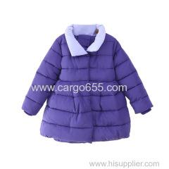женская хлопчатобумажная пальто тяжелая зимняя современная одежда детская ветрозащитная ткань