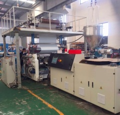 SPC LVT RVP flooring production line