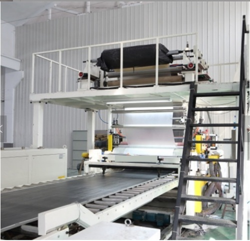 Rigid Core Flooring extrusion machine