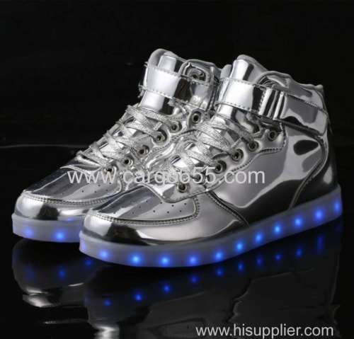 Night walking new design shoes led lighted kids sneaker casual led child sport shoe led shoes sneakers cool casual sh