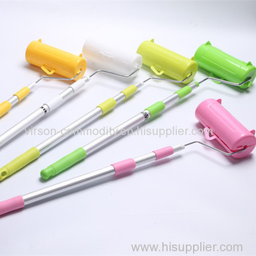 Paper Sheet Sticky Long Handle Lint Roller