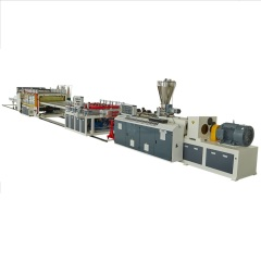 WPC Flooring Making Machine