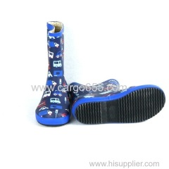 водонепроницаемые натуральные резиновые туфли
