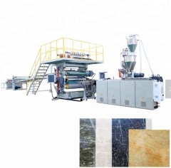 80/156 PVC Sheet Making Machine
