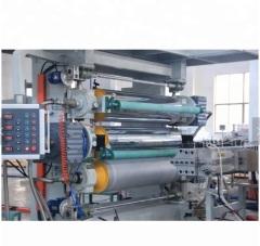PVC laminate decorative sheet production line