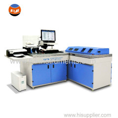 Rapid cotton fiber tester
