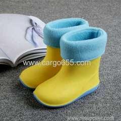 cute baby rain boot baby boots winter warm rain boots kids