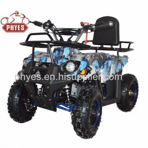 2018 Mini 49cc ATV 4 Wheel Motorcycle Quad Bike for Kids