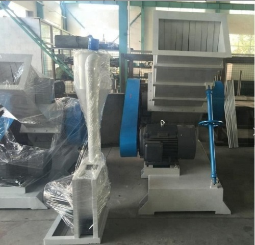 PVC Plastic Profile Crushing Machine