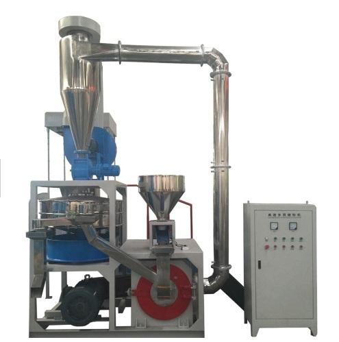Plastic PVC Pulverizer Milling Machine