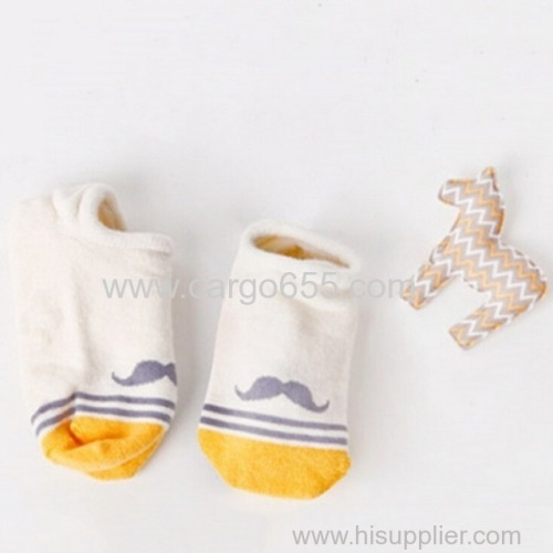 Kids Cute Cartoon Soft Socks Winter Cotton Anti-Slip Floor Socks