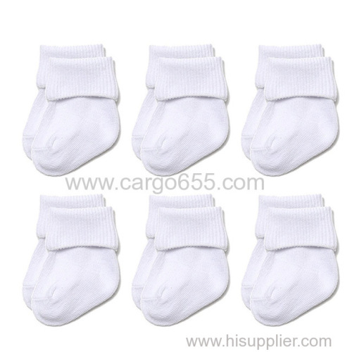 Kids Newborn Seamless Socks Baby Ankle Socks