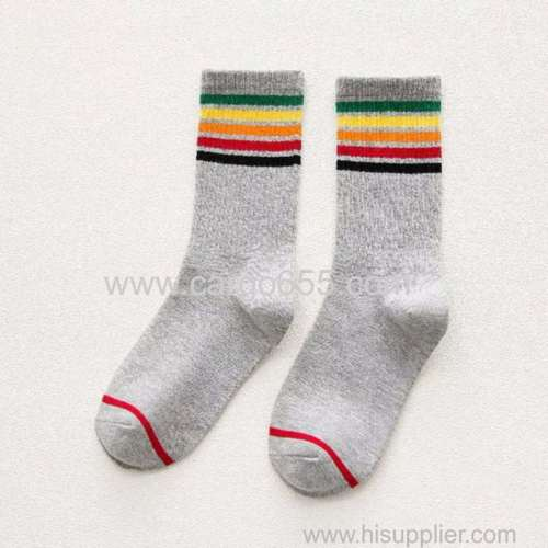 Custom Jacquard 100 Polyester White Ankle Socks Women