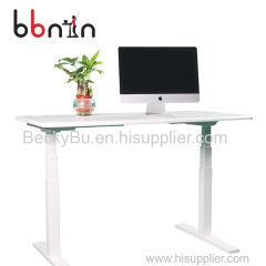 2018 Best selling Electric Height Adjustable Sit to Stand Desk ERGONOMIC standing desk