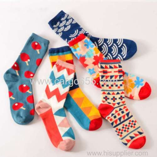 Elegant cotton man socks