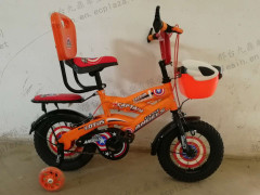 12 best sell high quality beautifule kids bike safety children bike with backrest factory wholesale bicycle