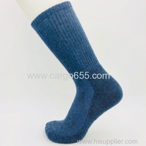 OEM Sports Men Cotton Thick Outdoor Socks