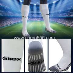 Wholesale Custom Knee High Compression Sports Men Soccer Socks