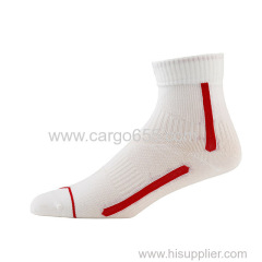 Guangzhou factory manufacturer men custom sports compression running socks