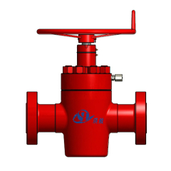 FLS Gate Valve for Wellhead Xmas Trees