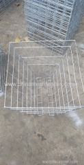 Galvanized Wire Hay Basket