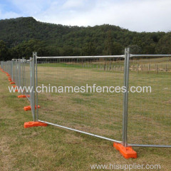 2100*2400 mm event site used Australia temporay fence
