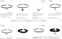 fashion chocker necklaces fashion jewelry
