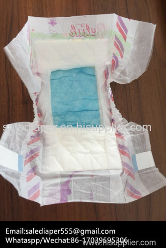 Disposable Super Absorbent Baby Diapers