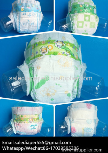 Comfortable soft breathable Baby Diaper