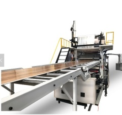 SPC Vinyl flooring Production Line