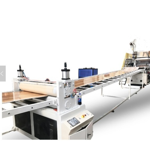 SPC Vinyl flooring Production Line