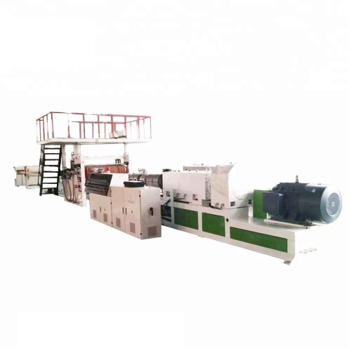 PVC Floor Sheet Extrusion Line