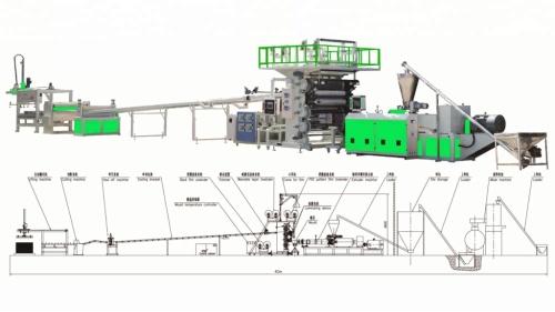 Машина для изготовления листового проката