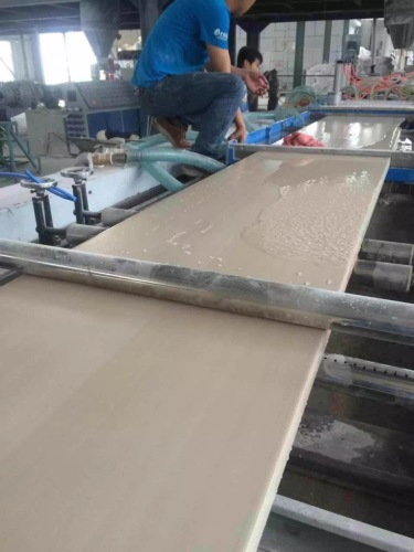 PVC WPC Foam Board Machine