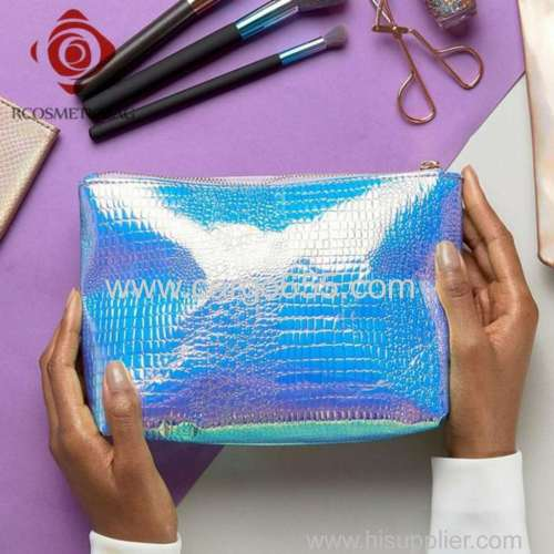 Shiny Cosmetic Bag Makeup